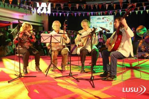The Long Walk Chinese Orchestra, Morecambe