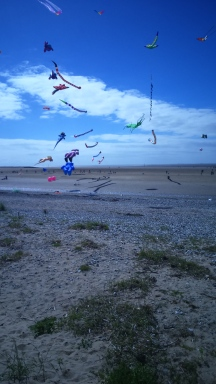 Morecambe Bay, Kite Fest